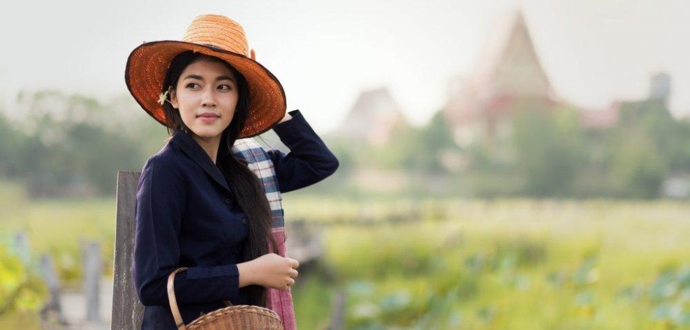 Femmes cambodgiennes