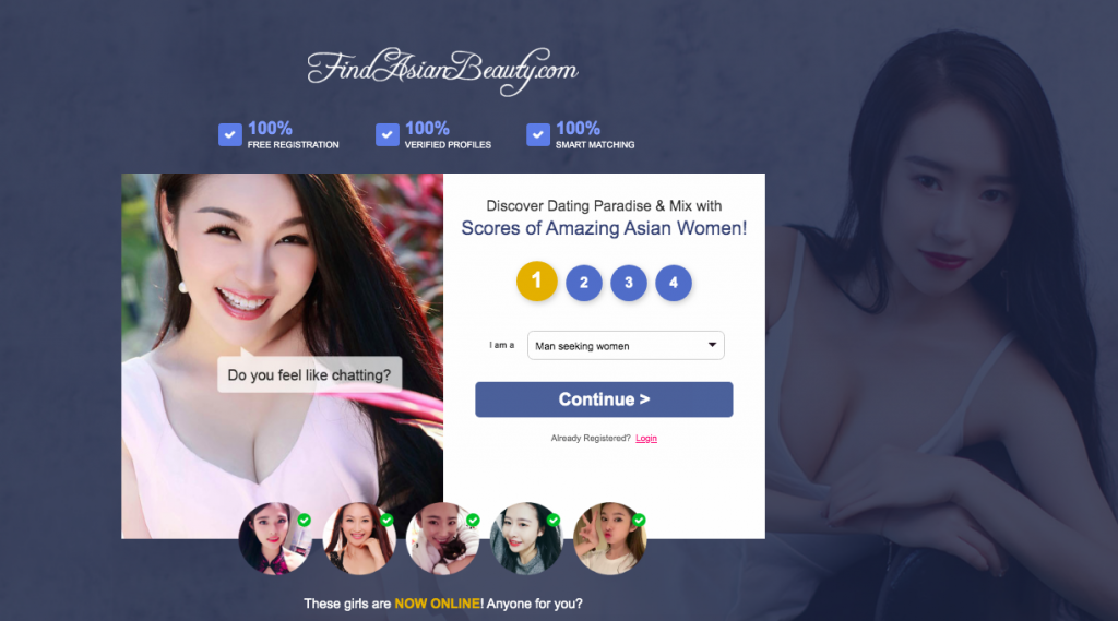 main page FindAsianBeauty