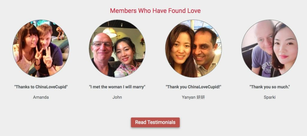 chinalovecupid members who found love